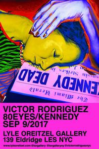 80 Eyes/Kennedy Poster