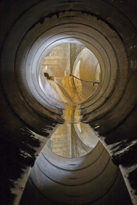 York University Storm Sewer, From the series Water Underground