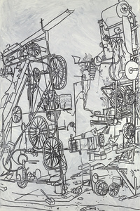 H2NY Tinguely's Contraption, Nation