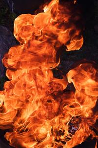 Fishhooks-22, Flames