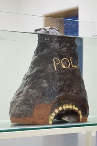 Model for Gallery Peacetime – Police Helmet