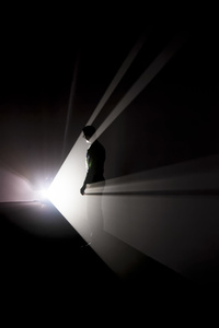 Anthony McCall, '1970s Solid-Light Works'
