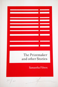The Printmaker and other stories