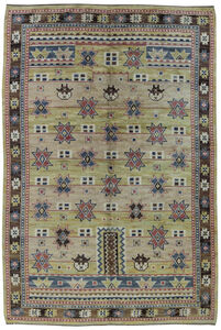 Swedish Pile Rug by Marta Maas-Fjetterstrom, BB6377