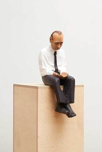 David on a Plinth