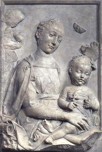 Madonna mit Kind (Madonna and Child)