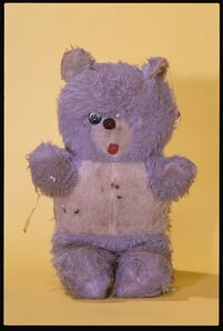 Violet Bear, Yellow