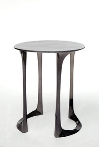 Bronze Side Tables