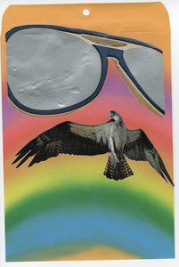 Self Portrait (Sunglasses Hawk)