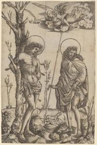 Saint Sebastian and Saint Roch