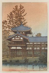 Phoenix Hall, Byodo Temple, Uji
