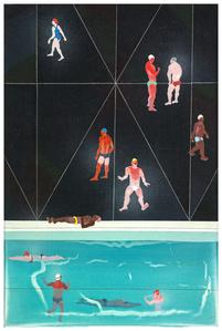 Dark Swimming Pool