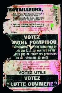 Votez contre Pompidou