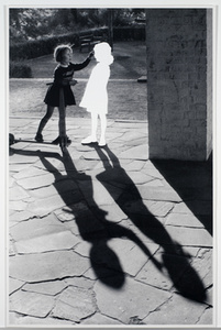 Two Girls with Shadow