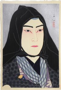 Creative Prints, Collected Portraits of Shunsen: Actor Nakamura Fukusuke IV as the Smuggler Soshichi