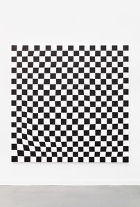 "7' Checkerboard with Approx. 4"" Squares"