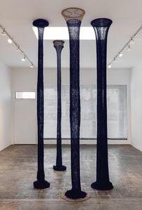 Skinny Blue Column