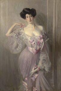 Portrait of Betty Wertheimer