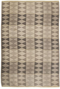 Swedish Flat Weave Double Sided Rug, BB6316