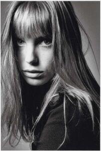 Jane Birkin, Paris,