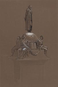 Design for a Shakespeare Memorial