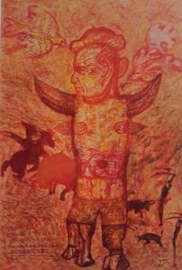 Minotaur- Picasso