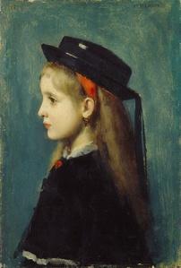 Alsatian Girl