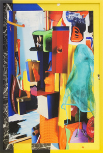 Untitled (Debris and Multicolour #2)