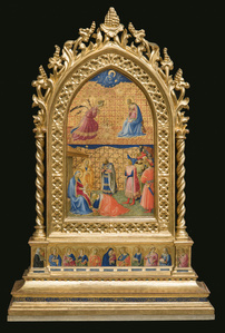 Annuciation and Adoration of the Magi