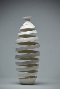 Spatial Spiral: Helix White II