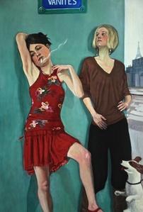 Vanity (Sins of Paris Series)