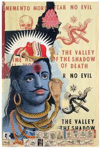 Shiva Contemplates Evil