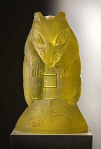 Family Story Totem- Bear Cub