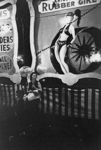 Sideshow Poster, Circus Days