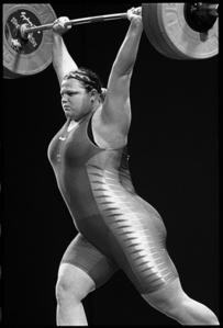 Women's Weightlifting. Sydney, Australia.