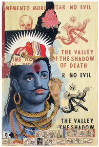 Shiva Contemplates Evil