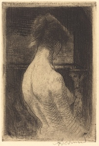 Back of a Woman (Dos de Femme)