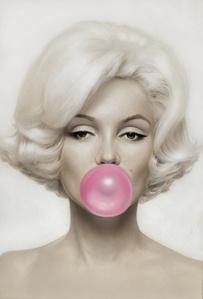 Marilyn Monroe Bubblegum