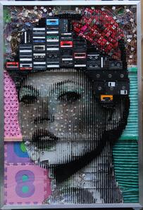 Kate with Hat (Kate au Chapeau)