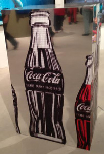 America's Favorite Moment: CocaCola vs JFK, After Warhol