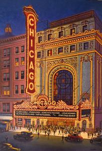 Chicago Theatre 1939