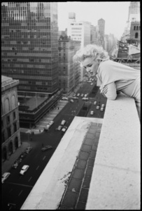 'Marilyn On The Roof'