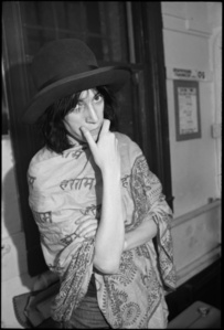 Patti Smith At The Boarding House