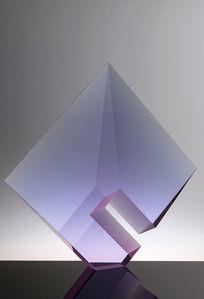 Purple Composition - Large