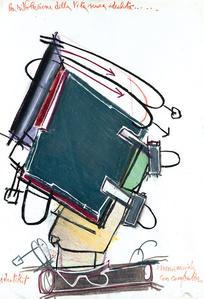 Umanoide con computer