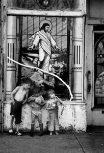 Storefront Christ & Children, NYC