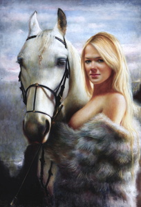 """Dehorned: The Unicorn In Captivity"""