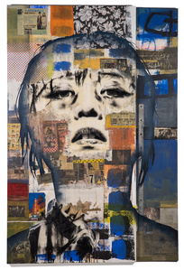 Last Lap (Blue) [collaboration with James Swinson]