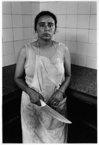 "From the series ""Imprisoned women"", Untitled"