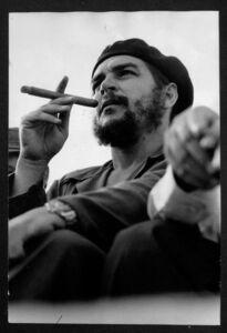 Che Guevara, Santiago de Cuba Rally